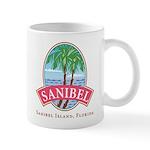 Sanibel Oval Mug