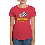 Women's Back to Iraq Dark T-Shirt