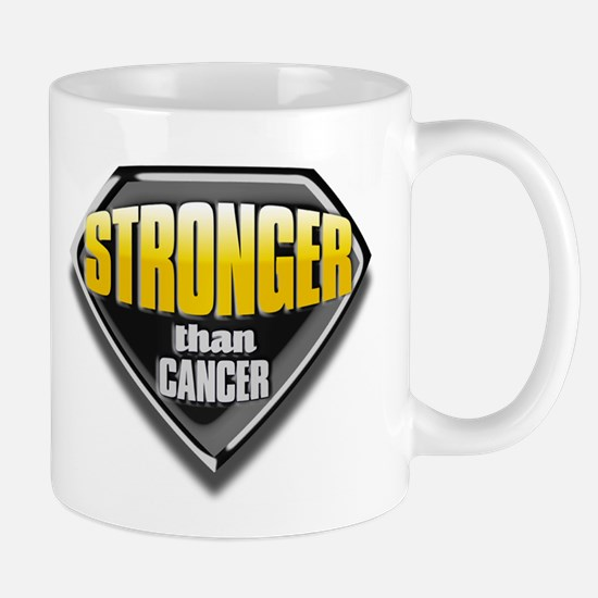 Stronger than cancer Mug