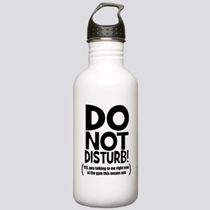 Do Not Disturb Stainless Water Bottle 1.0L