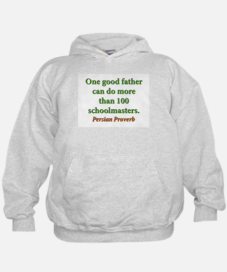 One Good Father Hoodie