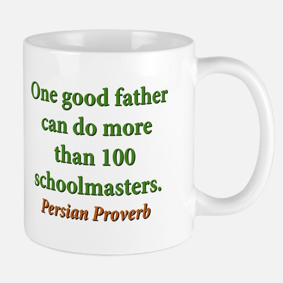 One Good Father Mug
