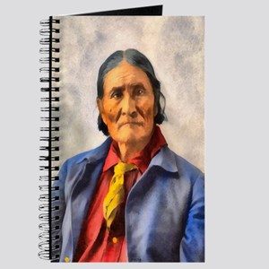 Apache Chief Geronimo Journal
