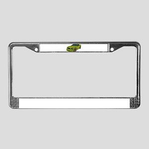 Racer - Car License Plate Frame