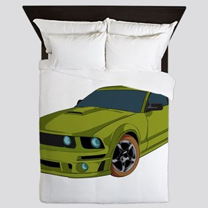 Racer - Car Queen Duvet