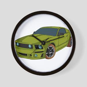 Racer - Car Wall Clock