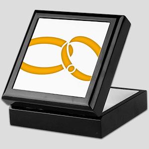 Wedding Rings - Marriage Keepsake Box