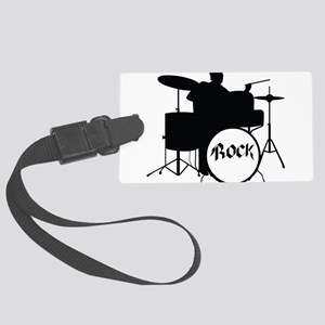 Rock Drummer - Musician Luggage Tag