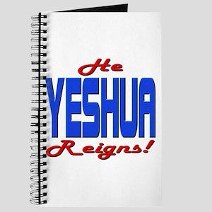 He Reigns! Journal