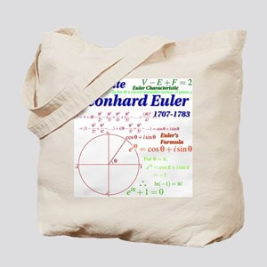 Celebrate Euler Tote Bag