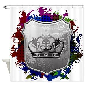 Escudo Shower Curtains
