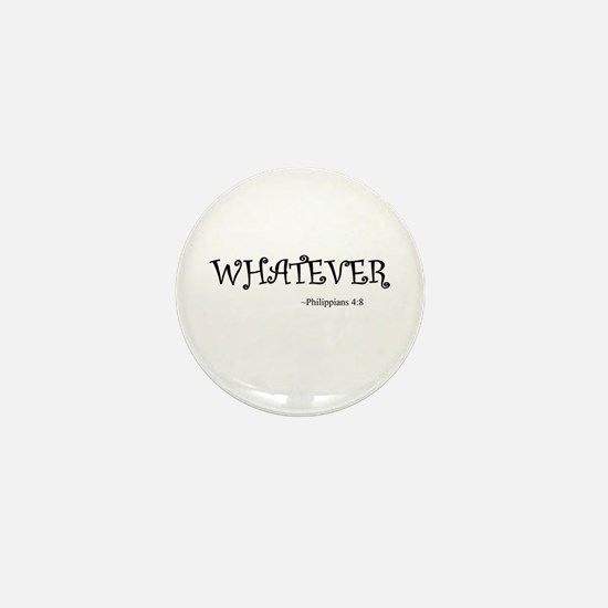Whatever Mini Button