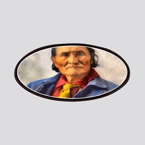 Geronimo, Apache Chief Patch