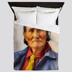 Geronimo Queen Duvet
