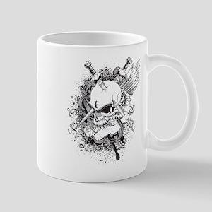 Skulls - Rock - Art Mugs