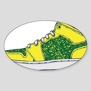 Sneaker - Shoe Sticker