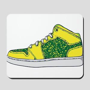 Sneaker - Shoe Mousepad