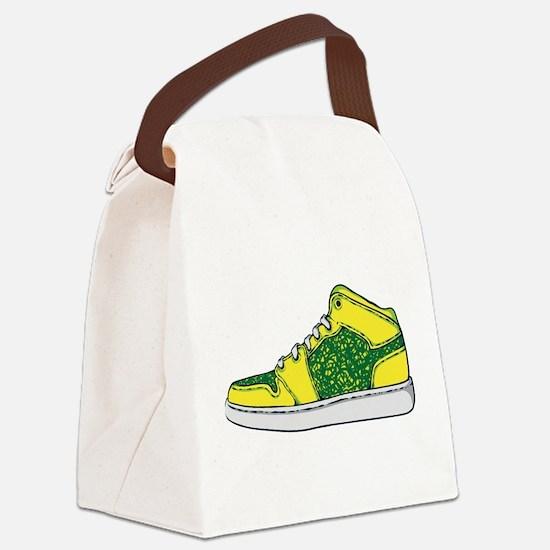 Sneaker - Shoe Canvas Lunch Bag