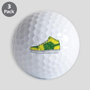 Sneaker - Shoe Golf Ball