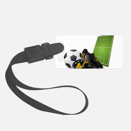 Soccer - Football - Sport Luggage Tag