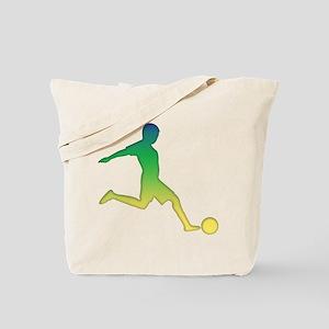 Soccer - Football - Sport Tote Bag