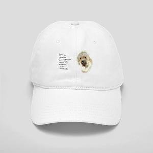 Labradoodle Love 1 Cap
