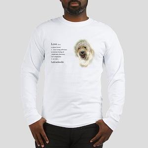Labradoodle Love 1 Long Sleeve T-Shirt