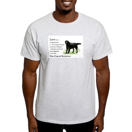 Flat-Coated Retriever Light T-Shirt