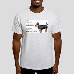 Australian Terrier Light T-Shirt