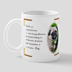 Pug Gifts Mug