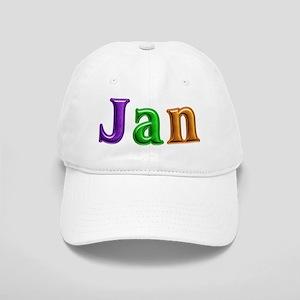 Jan Shiny Colors Baseball Cap