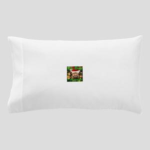 Dear Santa Hump Day Camel Peace on Earth Pillow Ca