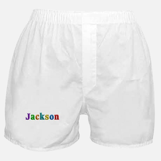 Jackson Shiny Colors Boxer Shorts