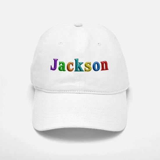 Jackson Shiny Colors Baseball Baseball Baseball Cap