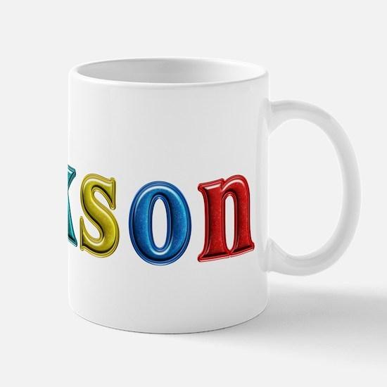 Jackson Shiny Colors Mugs