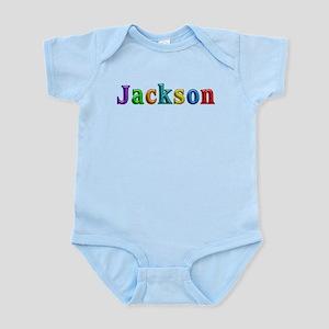 Jackson Shiny Colors Body Suit