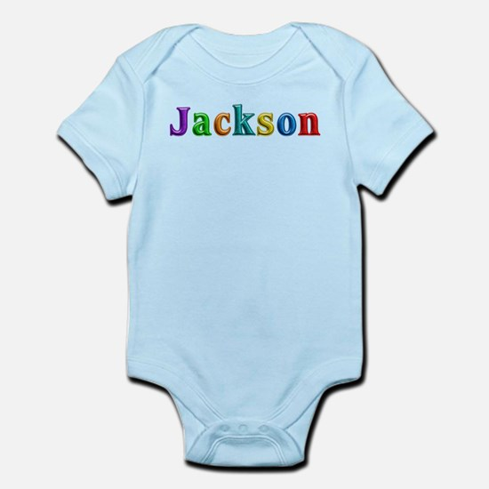 Jackson Shiny Colors Body Suit