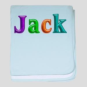 Jack Shiny Colors baby blanket