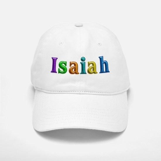 Isaiah Shiny Colors Baseball Baseball Baseball Cap