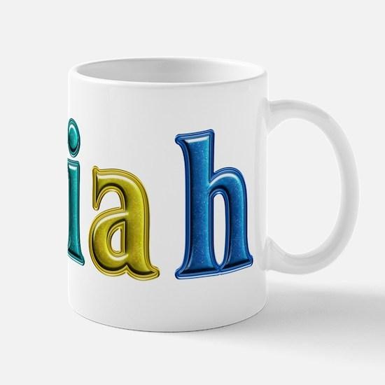 Isaiah Shiny Colors Mugs