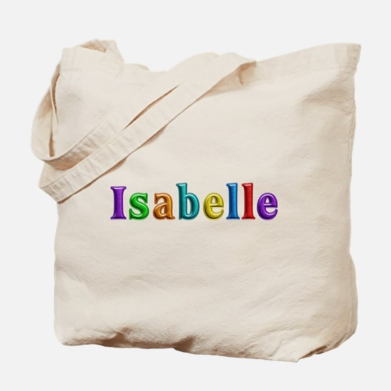 Isabelle Shiny Colors Tote Bag
