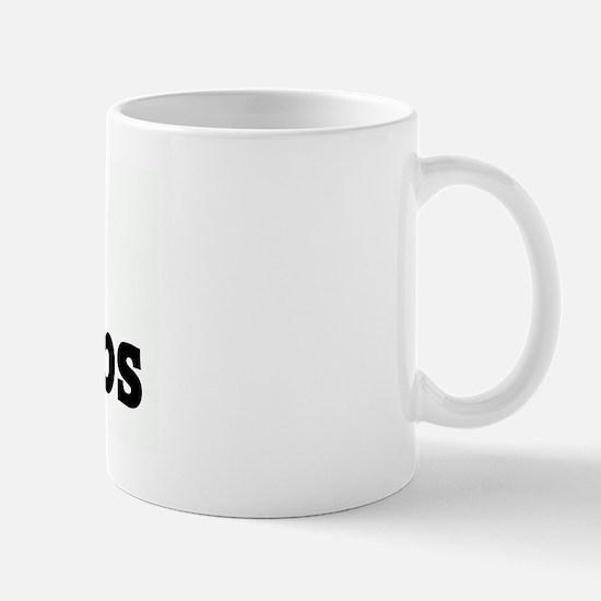 I Love Blowjobs Mug