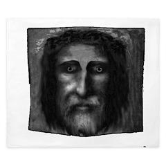 Jesus King Duvet