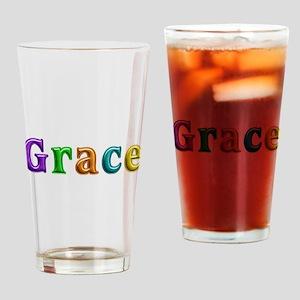 Grace Shiny Colors Drinking Glass
