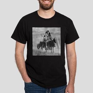 Mounted Warriors Dark T-Shirt