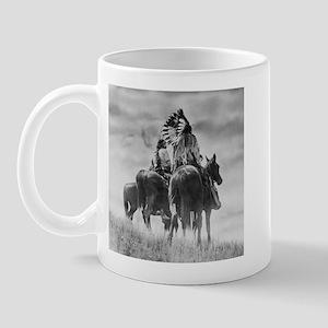 Mounted Warriors Mug