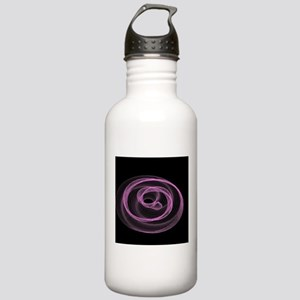 graphical game pink Water Bottle