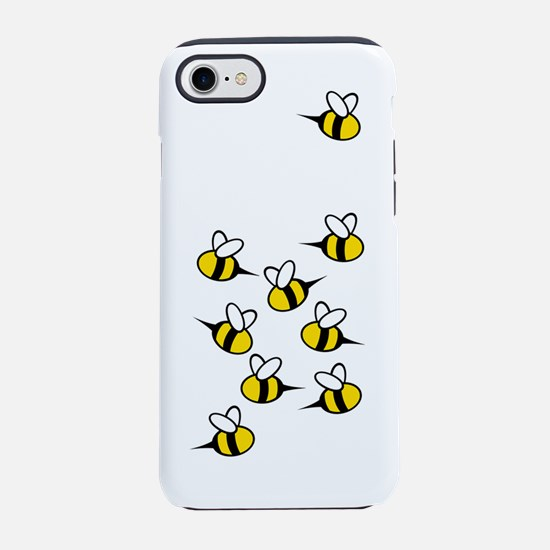 bees_mino.png iPhone 7 Tough Case