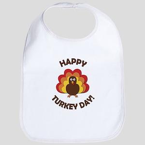 Happy Turkey Day! Bib