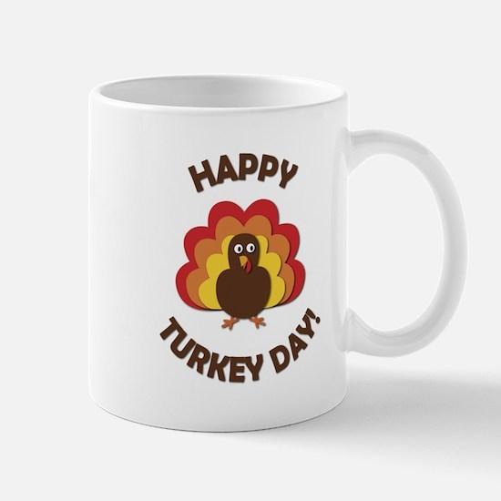 Happy Turkey Day! Mug